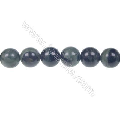 """Kambaba Jasper runde Perlenkette Durchmesser 8mm Durchmesser des Loch 1 0mm ca. 48 Stck / Strang 15~16"""""""
