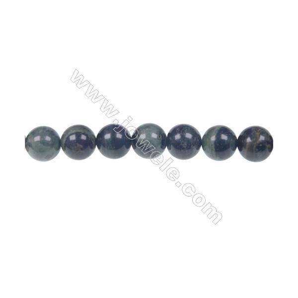 "Fashion semiprecious stone 6mm Kambaba Jasper strand beads for jewelry making, Hole 1 mm, 68 beads/strand, 15~16"""