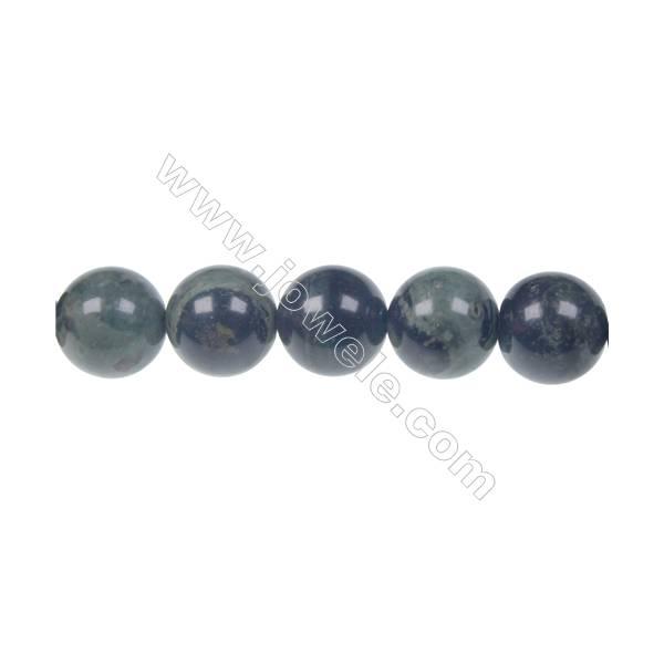 "Fashion semiprecious stone 10mm Kambaba Jasper strand beads for jewelry making, Hole 1.2mm, 41 beads/strand, 15~16"""