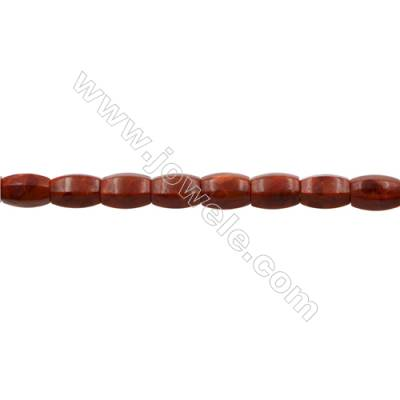 Sponge Coral Beads Strand  11.5x16mm  Hole 1mm  about 26 beads/strand  15-16""