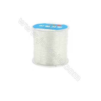 Grade AA Elastic Crystal Wire, Wire Diameter 0.8mm, 91Meters/Coil