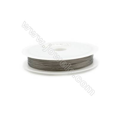 Primary Color Steel Wire  Wire Diameter 0.3mm  50Meters/Coil  10Coil/pack