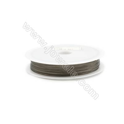 Primary Color Steel Wire  Wire Diameter 0.35mm  50Meters/Coil  10Coil/pack