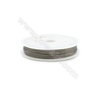 Primary Color Steel Wire  Wire Diameter 0.45mm  50Meters/Coil  10Coil/pack