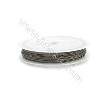Primary Color Steel Wire  Wire Diameter 0.5mm  30Meters/Coil  10Coil/pack