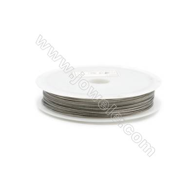 Steel Wire  Wire Diameter 0.6mm  25Meters/Coil  10Coil/pack