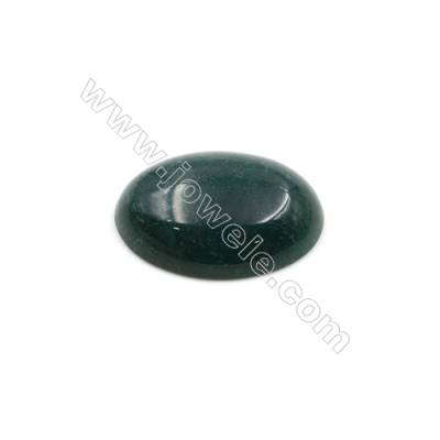 Indian Agate Cabochon  Oval  Size 18x25mm Thick 8mm  20pcs/pack
