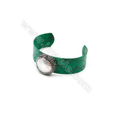 Snakeskin Bracelet...