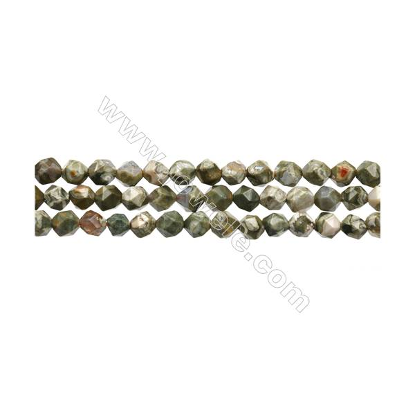 4 6 10 12mm /& 3x5mm Tubes 8 Natural TREE AGATE GEMSTONE Beads