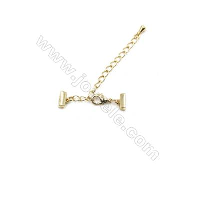 Brass Lobster Claw Clasps...