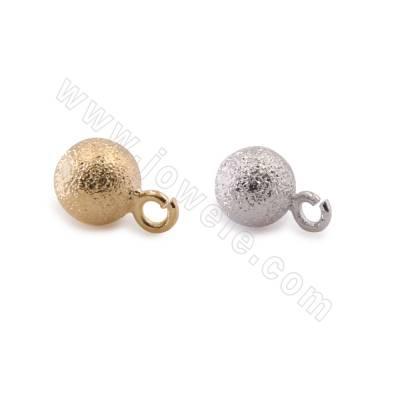 Brass Earring Pendants,...