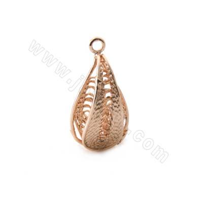 Brass Pendants, Real Gold...