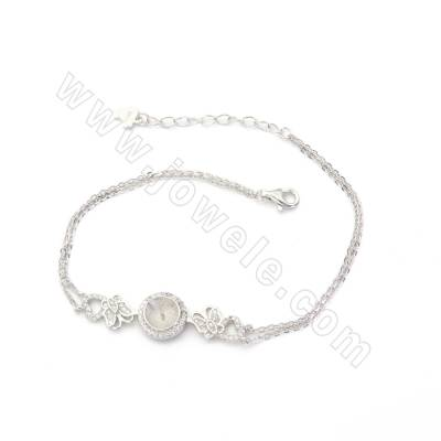 925 Sterling Silver Micro...