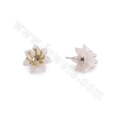 925 Silver Stud Earring...