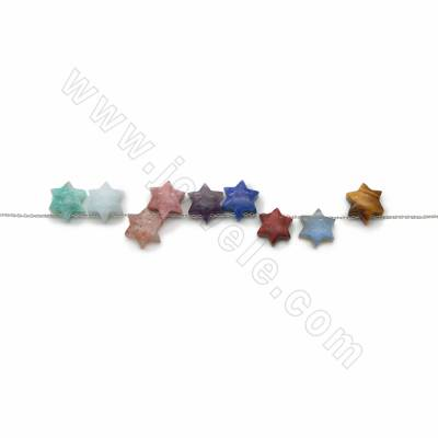 Natural Gemstone Pendants,...