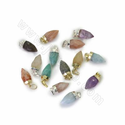 Natural Gemstone Pendants...