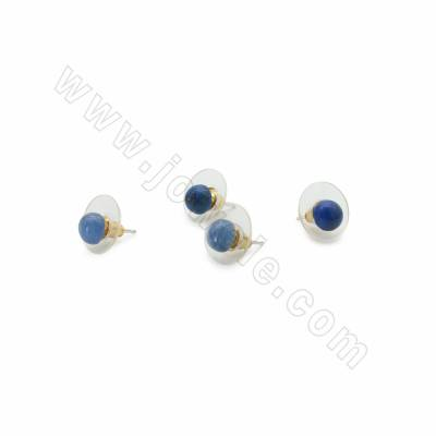 Natural Gemstone Stud...