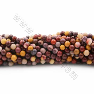 Natural Mookaite Beads...