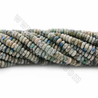 Natural K2 Jasper Beads...