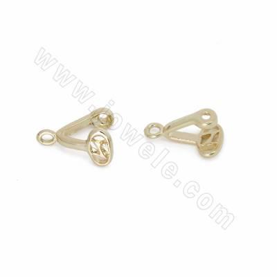 Brass Earring Pendant...