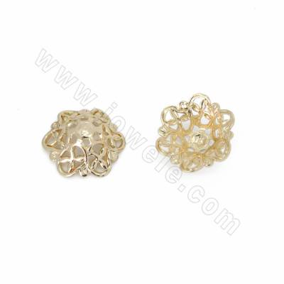 Brass Filigree Joiners,...