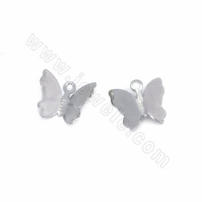 Brass Pendants, Butterfly,...