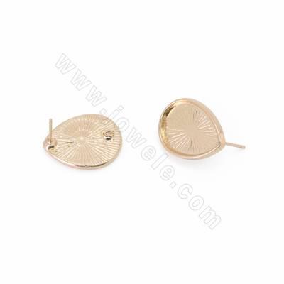 Alloy Stud Earring...