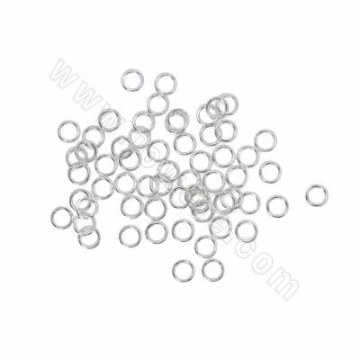 0.8x5mm Jump rings for...