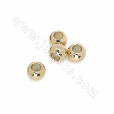 Brass Spacer Beads, Abacus,...