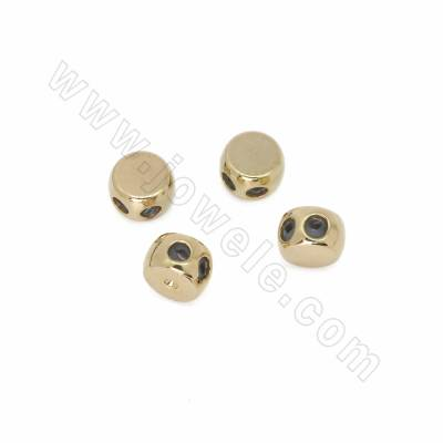 Brass Spacer Beads,...