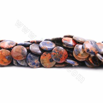 Natural Orange Sodalite...