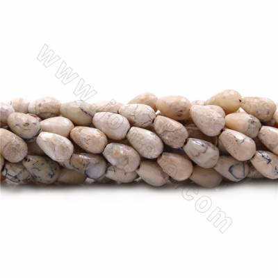 Natural White Opal Beads...