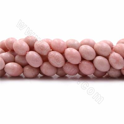 Pink Stone Beads Strands,...
