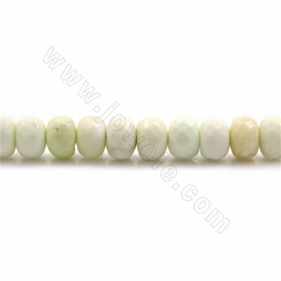 Natural Lemon Jade Beads...