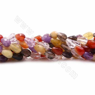 Natural Multi Color Quartz...