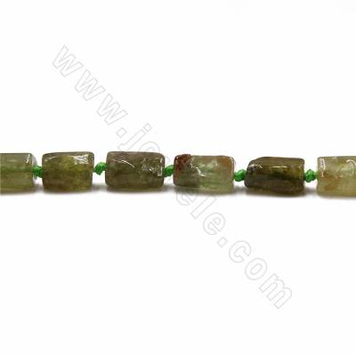 Natural Green Garnet Beads...