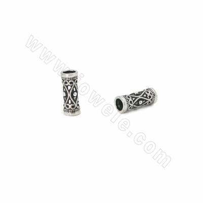 Thai Sterling Silver Beads,...