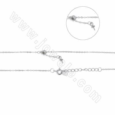 925 Sterling Silver Chains,...