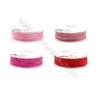 Colorful Nylon Beading...