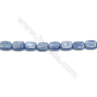 Natural Kyanite Beads Strand  Rectangle  Size 8x10mm  hole 0.8mm  about 40 beads/strand 15~16""