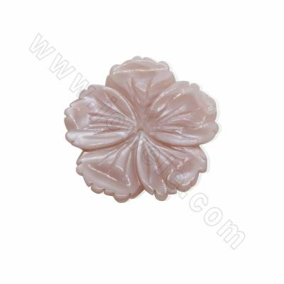 28x28mm Natural Pink...