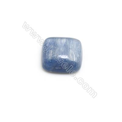 Natural Kyanite Square Cabochon  Flat Back  Size 12x12mm  10 pcs/pack