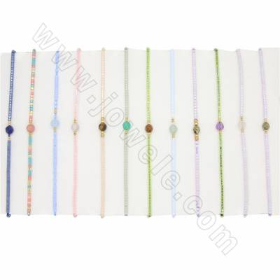 Gemstone  Bracelet...