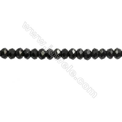 Natural Spinel Beads Strand  Faceted Abacus  Size 3x5mm  hole 0.8mm  about 117 beads/strand  15~16""