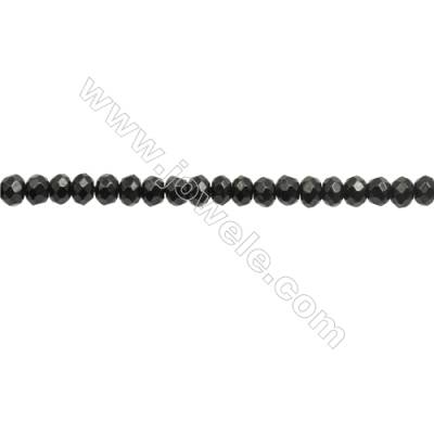Natural Spinel Beads Strand  Faceted Abacus  Size 3x4mm  hole 0.6mm  about 143 beads/strand  15~16""