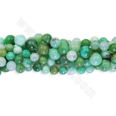 Natural  Chrysoprase Beads...