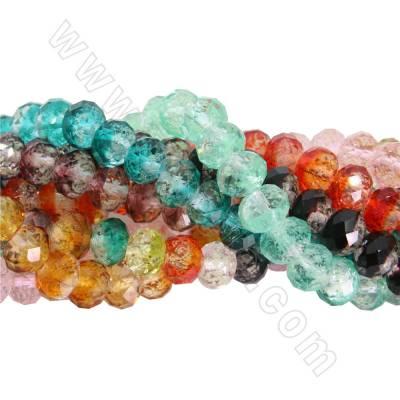 Colorful lampwork beads...