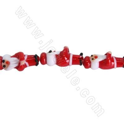 Lampwork beads strands...