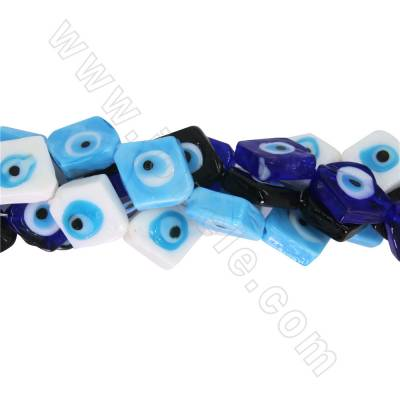 Lampwork Beads Strands Eye...