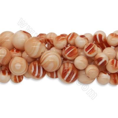 Natural Tridacnidae bead...